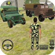 Download US Army Off-road Truck Driver 3D: Army Vehicles 1.1 Apk for android