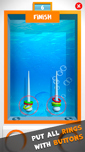 Download Water Ring: Stack Color Rings Game 3.6.1 Apk for android