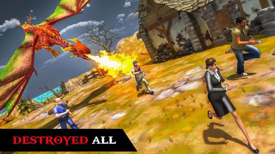Download Wild Dragon Revenge Simulator 1.0.5 Apk for android