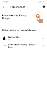Download Za sy Orange 3.1 Apk for android