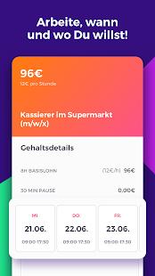 Download Zenjob: Job, Studentenjob und Nebenjob im Studium 2020.25.2 Apk for android