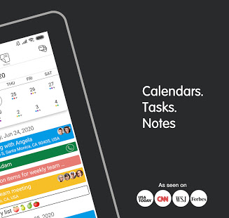 Download 24me: Calendar, To Do List, Notes & Reminders 6.4467 Apk for android