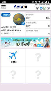 Download Amy - Online Travel Agent 4.07 Apk for android