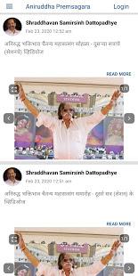 Download Aniruddha Premsagara - Shraddhavan Network 3.5 Apk for android