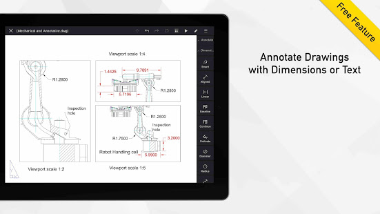 Download ARES Touch: DWG CAD Viewer & Editor 20.3.1 Apk for android