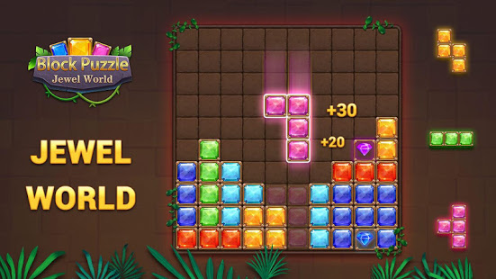 Download Block Puzzle - Jewels World 1.7.0 Apk for android