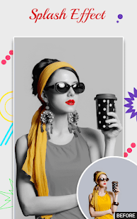 Download Blur Photo Editor - Color Splash Effect 4.1.3 Apk for android