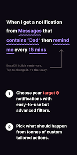 Download BuzzKill - Notification Superpowers 5.2.1 Apk for android