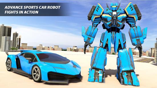 Download Car Robot Game : Multi Robot Transform Wars 2021 1.0.3 Apk for android