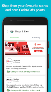 Download CashNGifts - Gift Cards, Recharge, Pay Bill & Earn 7.2.0 Apk for android