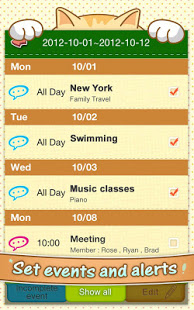 Download Catlendar & Diary HD 3.6 Apk for android
