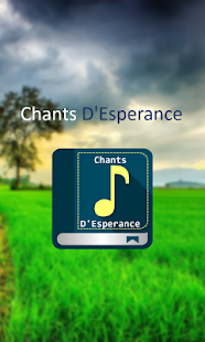Download Chants D'Esperance 0.2.0 Apk for android
