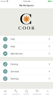 Download Coor My Workplace 4.8.0 Apk for android