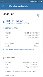 Download Costco Wholesale 5.1.1 Apk for android
