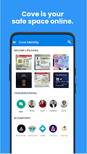 Download Cove Identity - Your Private Digilocker 2.0.9 Apk for android