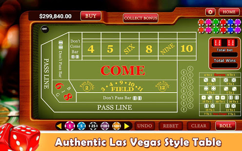 Download Craps - Casino Style 5.07 Apk for android