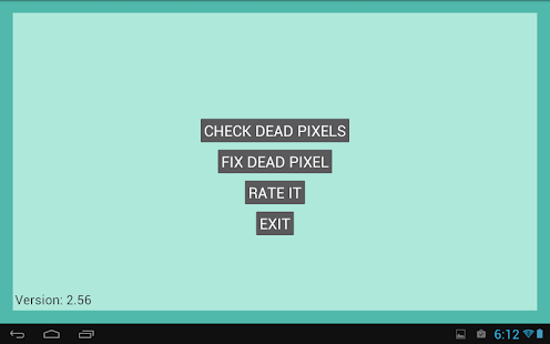 Download Dead Pixels Test and Fix 2.91 Apk for android