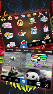 Download Devil Owl Keyboard Theme 1.0 Apk for android