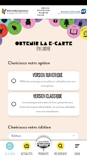 Download e-Carte Avantages Jeunes 2.1.0 Apk for android