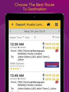 Download Easybook - Bus, Train, Ferry, Flight & Car Rental Version 7.0.1 Apk for android