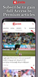Download Eleven 1.5.9 Apk for android