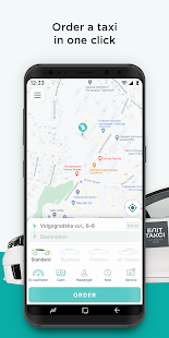 Download Elit Taxi - an application for ordering a taxi 3.0.72 Apk for android