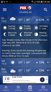 Download FOX 5 Atlanta: Storm Team Weather 5.1.212 Apk for android
