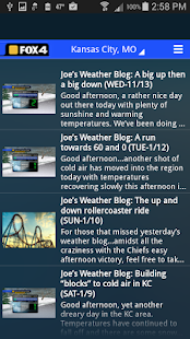 Download Fox4 KC Weather 5.1.209 Apk for android