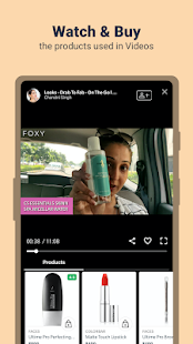 Download Foxy : Beauty Shopping App personalised for you! 1.1.90 Apk for android