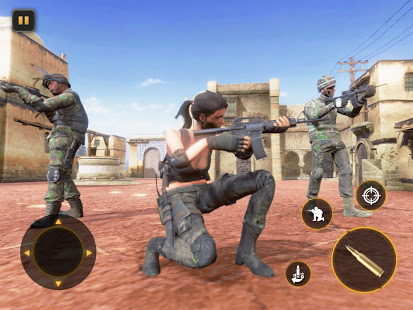 Download FPS Commando Secret Mission - New Shooting Games 5.0 Apk for android