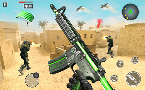 Download FPS Shooter Commando - Free FPS Shooting Games 1.30 Apk for android