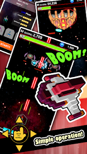 Download Galaxy Hero : Arcade Shooting 1.3.4 Apk for android