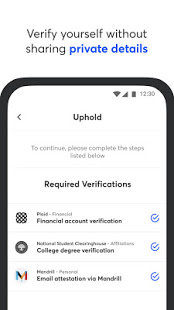 Download GlobaliD — portable, digital identity 2.5.0 Apk for android