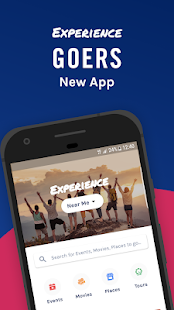 Download Goers - Activities Finder & Cinema Booking App 3.1.2 Apk for android