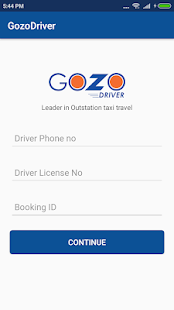 Download Gozo Driver 7.18.10223 Apk for android