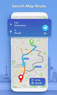 Download GPS, Maps, Live Navigation & Traffic Alerts 5.36 Apk for android