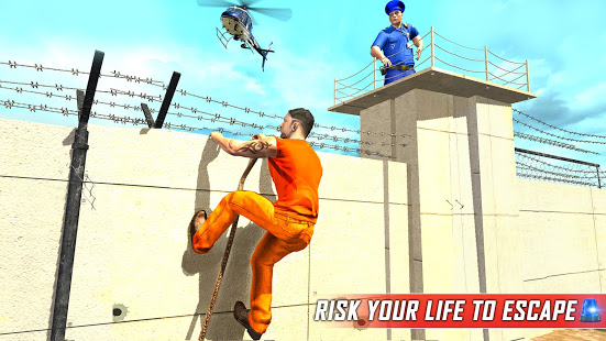 Download Grand US Police Prison Escape Game 1.1.10 Apk for android
