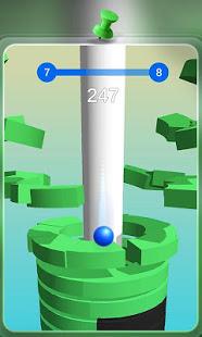 Download Happy Stack Ball-crush helix jump 1.3.2 Apk for android