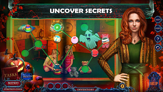 Download Hidden Objects - Halloween Chronicles: Monsters 1.0.18 Apk for android