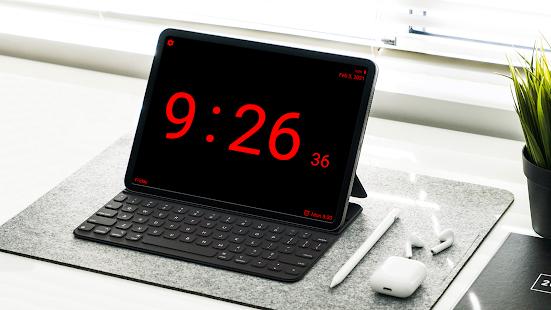 Download Huge Digital Clock 5.0.12 Apk for android