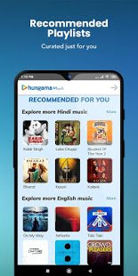 Download Hungama Music - Stream & Download MP3 Songs 5.2.27 Apk for android