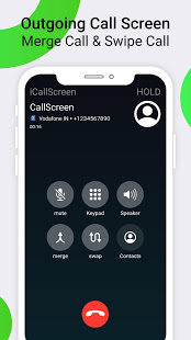 Download iCallScreen - OS14 Phone X Dialer Call Screen 1.8.4 Apk for android