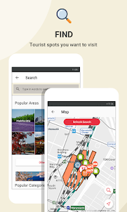 Download JAPAN Trip Navigator -travel guide, chat 4.9.0 Apk for android