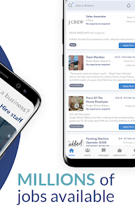 Download JobGet: Job Search. Find Jobs Hiring & Work 4.49 Apk for android