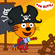 Kid-E-Cats: Pirate treasures. Adventure for kids 1.2.3 Apk for android