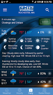 Download KIMT Weather 5.2.200 Apk for android