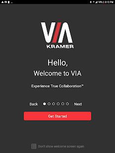 Download Kramer VIA V.3.1.0221.468 Apk for android