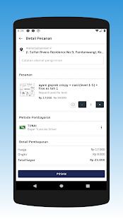 Download KURURIO - Ojek Taxi Online, Kurir & Food Delivery 2.1.0 Apk for android