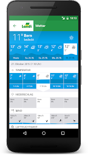 Download LANDI Wetter 3.2.12 Apk for android