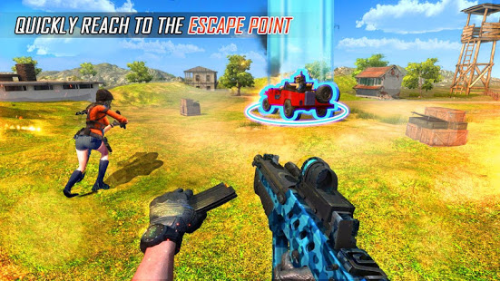 Download Legend Fire : Battleground Shooting Game 1.9 Apk for android